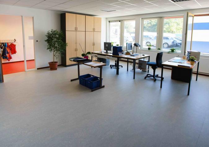 Kantoor in modulaire school Sint-Gabriël Boechout