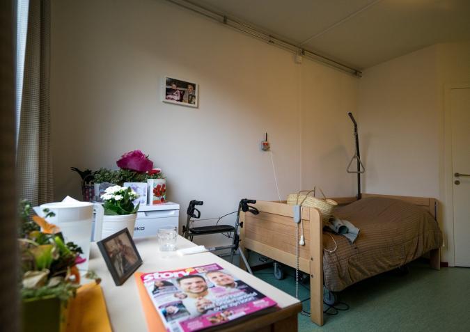 Mooie, gerieflijke kamers voor elke bewoner.