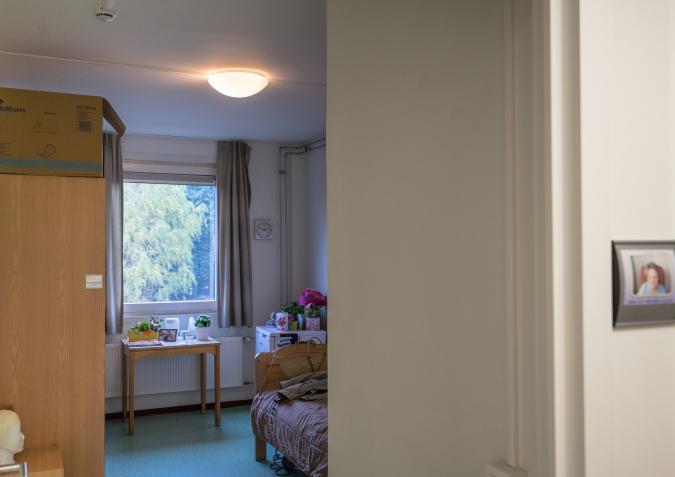 De kamers kunnen bij u op maat afgewerkt worden.