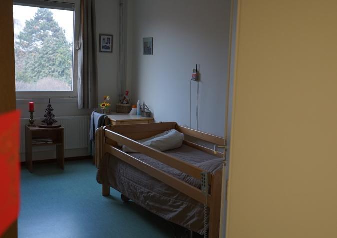 Les chambres MRS sont spacieuses et confortables.