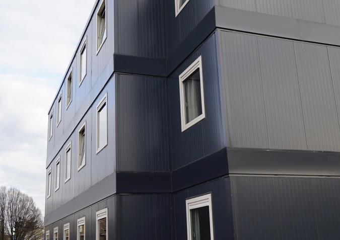 Ideale uitbreiding voor een woonzorgcentrum