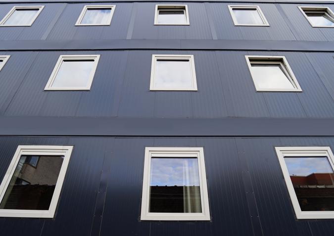 Stijlvolle buitenkant en comfortabele binnenkant