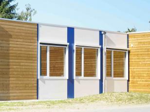 Sint-Gabriëlcollege modulair schoolgebouw